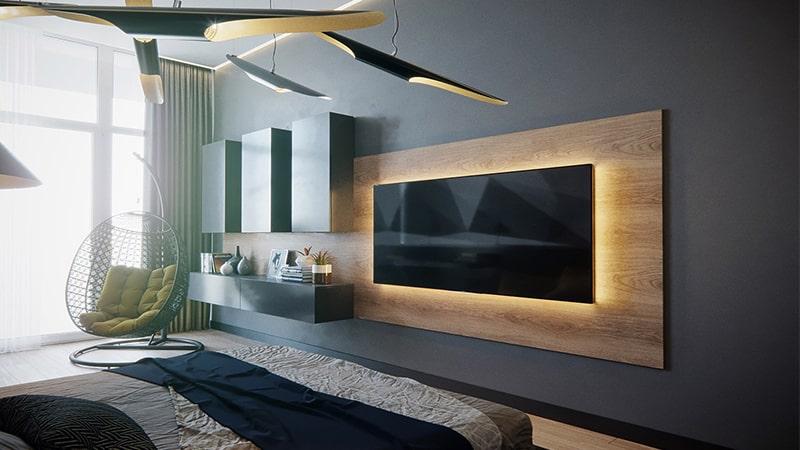 هماهنگی نورپردازی با معماری داخلی