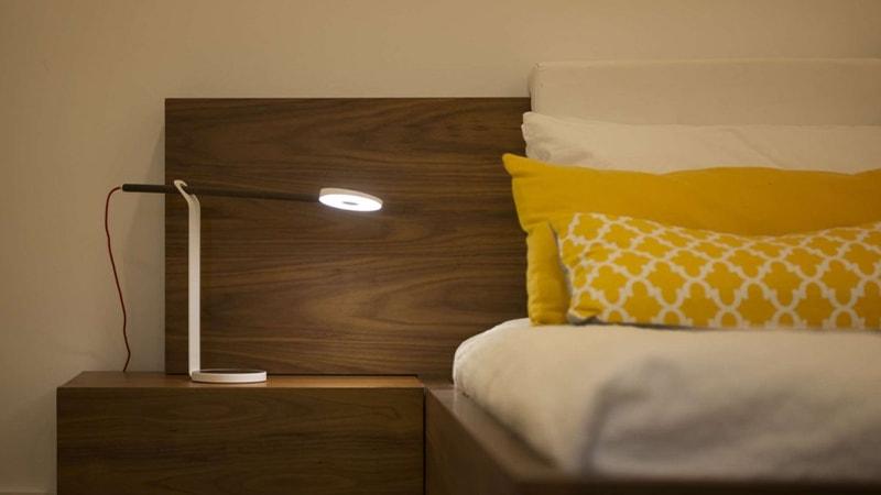 آیا تقارن با نور اتاق خواب مهم است؟