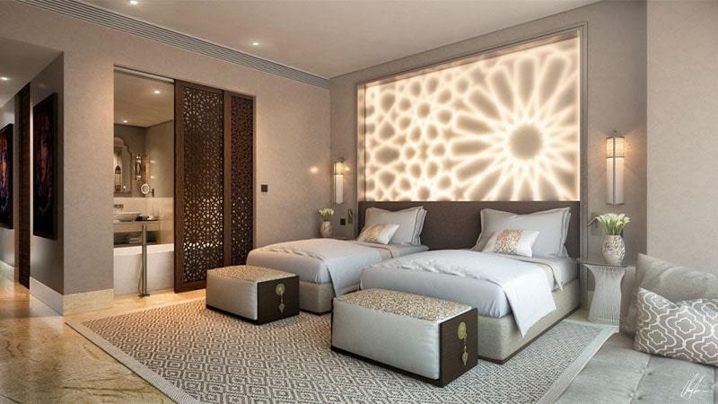 بهترین روش های نورپردازی اتاق خواب