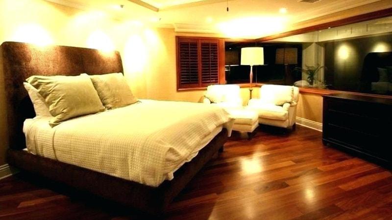 رنگ منابع روشنایی مورد استفاده در نورپردازی اتاق خواب