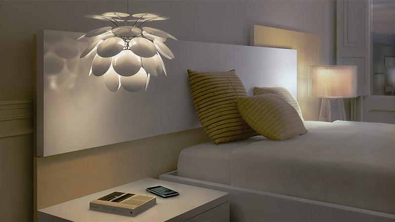 نکات و سوال های اساسی در هنگام طراحی نورپردازی اتاق خواب