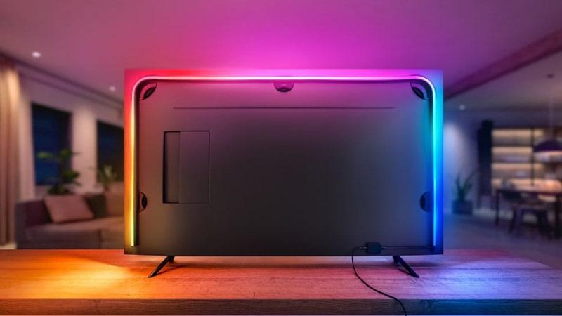 نوارهای LED برای پشت تلویزیون
