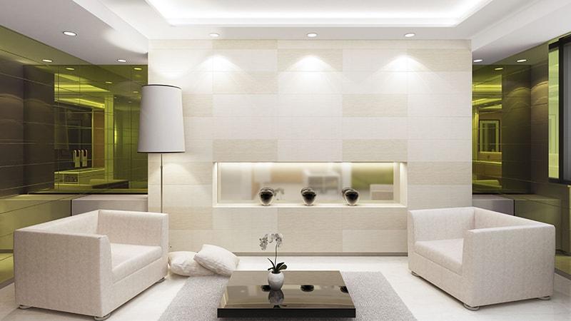 نورپردازی سقف در دکوراسیون داخلی