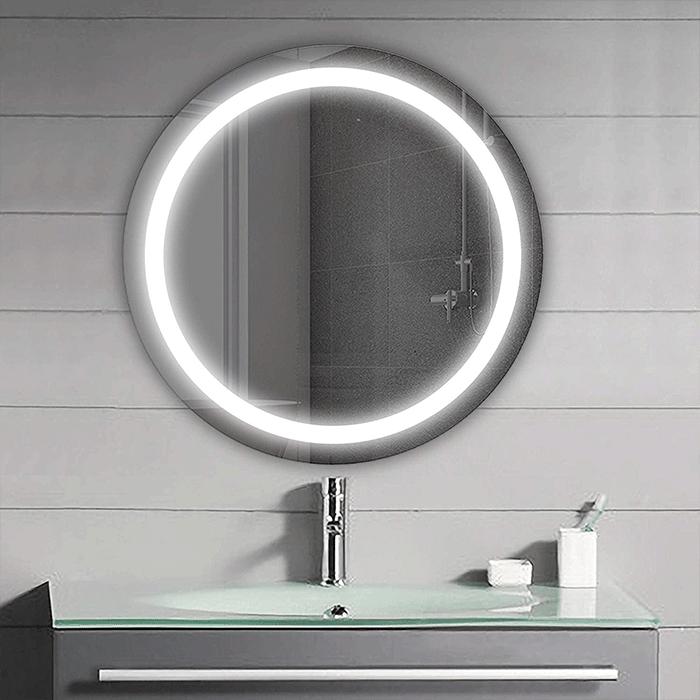نورپردازی دکوراتیو آینه
