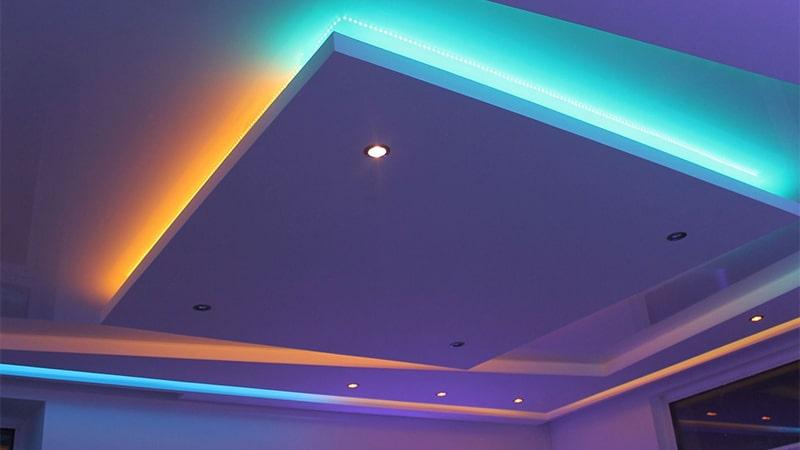 لامپ های LED ریسه ای